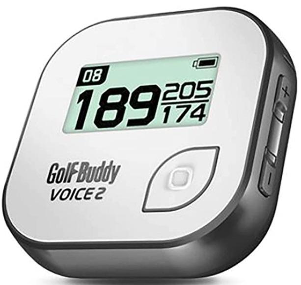 Best Golf Gadget (Budget Option)- Golf Buddy Voice 2 GPS