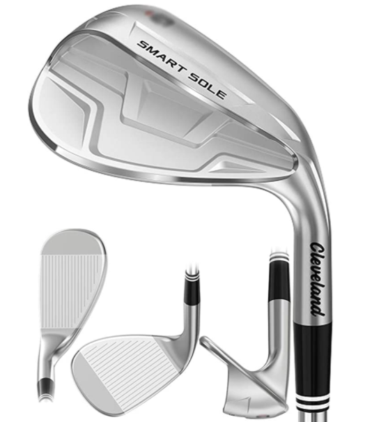 Overall Best Wedges For High Handicappers - (Cleveland Smart Sole 4)