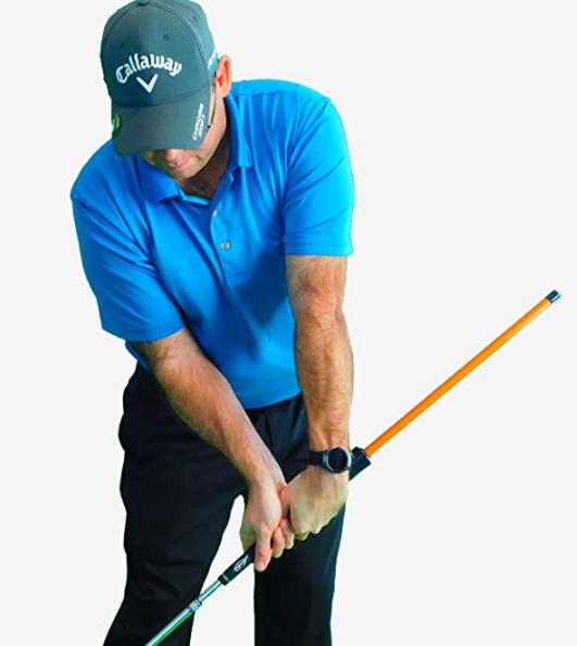Best Under- Best Golf Training-Aids (Anti-Flip Stick)