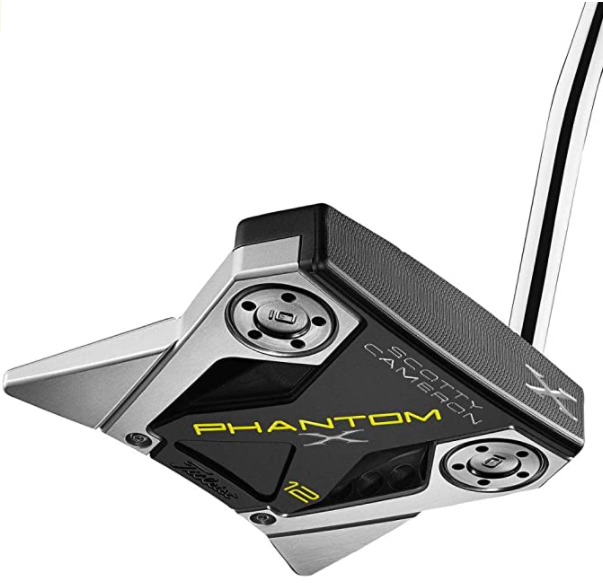 Premium 2 - Best Putters For High Handicappers, Scotty Cameron phantom X 12