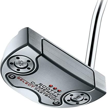 Scotty Cameron Select Fastback, mid mallet putter