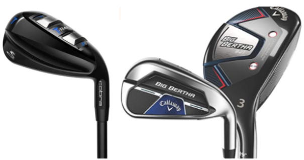 The Best Irons For A 20 Handicap- Irons