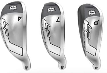 Progressive Design - Launch Pad Irons